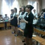 конкурс УЧЕНИК ГОДА -2012