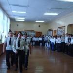 Выступление класса-комплекта
