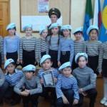 4 класс - победители конкурса в младшей группе