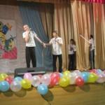 Бельды Ваня, Витюшов Сергей на сцене КВН
