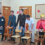 Конкурс со стульями