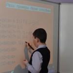 Урок в 4 классе Деление суммы на число МКОУ ООШ с.Синда (2)